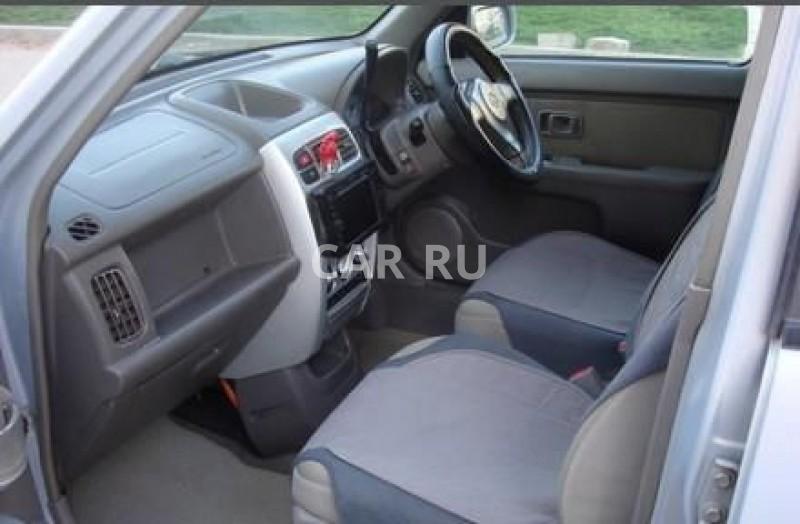 Nissan Cube, Астрахань