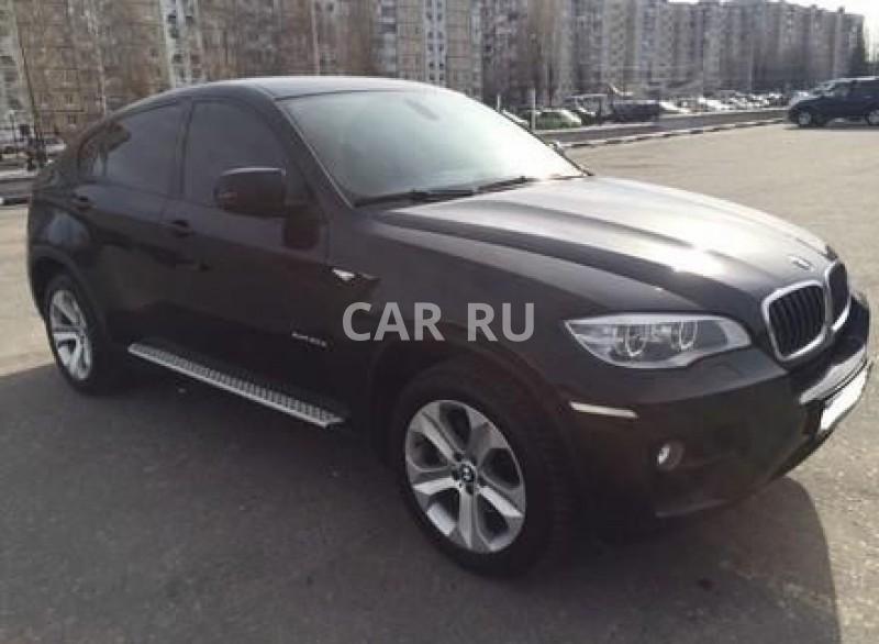 BMW X6, Белгород