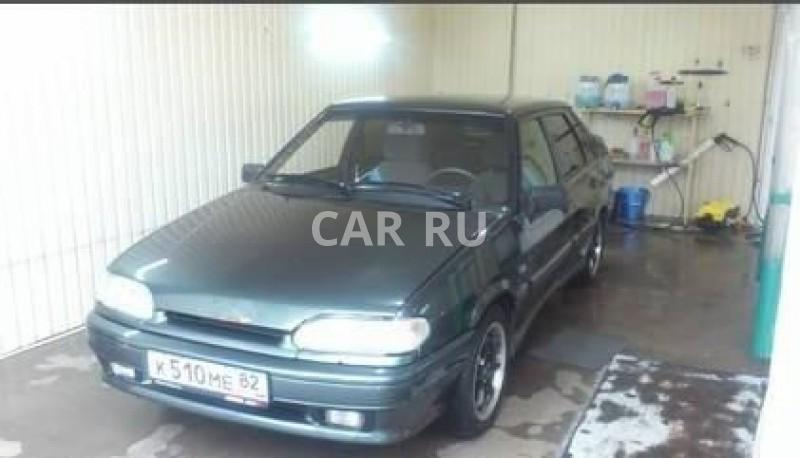 Lada 2115, Алушта