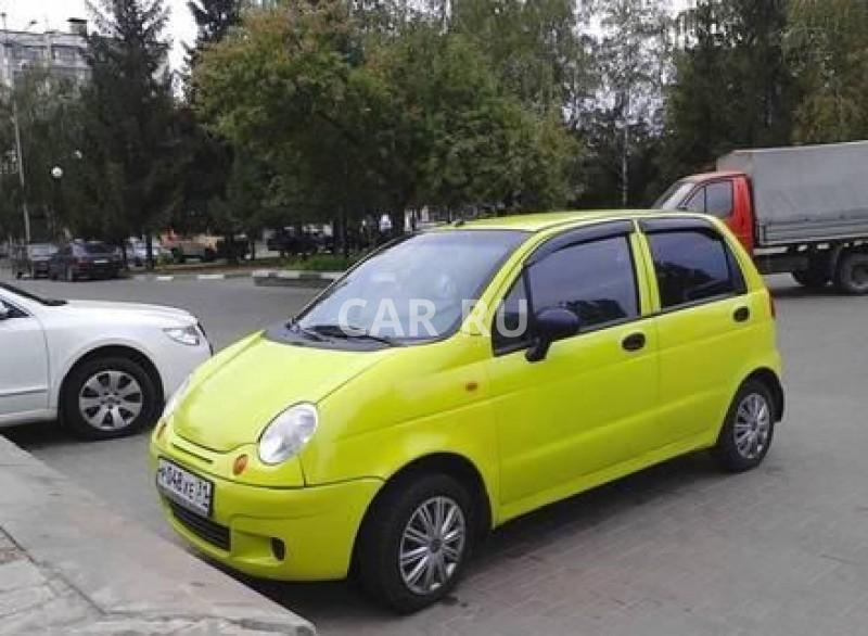 Daewoo Matiz, Белгород