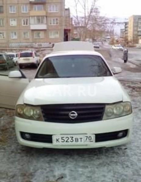 Nissan Gloria, Абакан