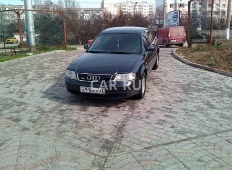 Audi A6, Бахчисарай