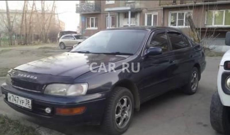 Toyota Corona, Ангарск