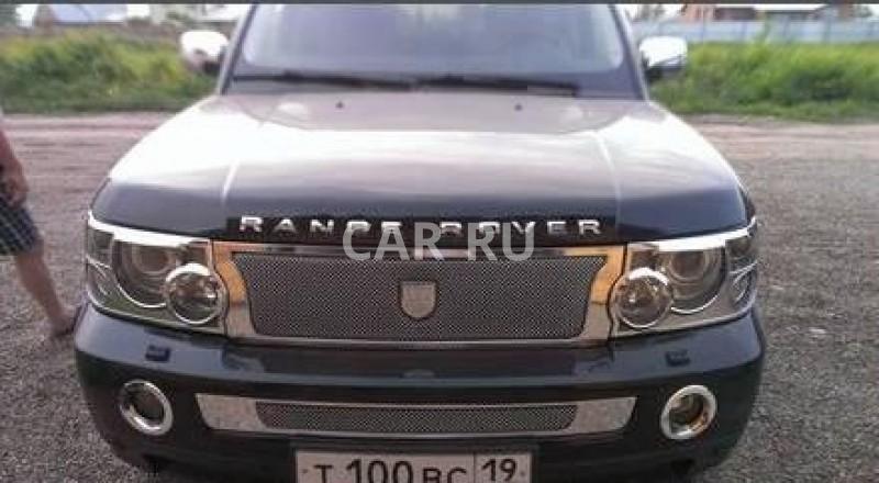 Land Rover Range Rover Sport, Абакан