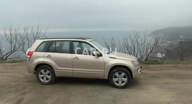 Suzuki Grand Vitara, Алушта