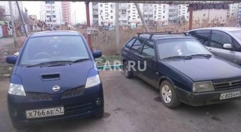 Nissan Moco, Астрахань