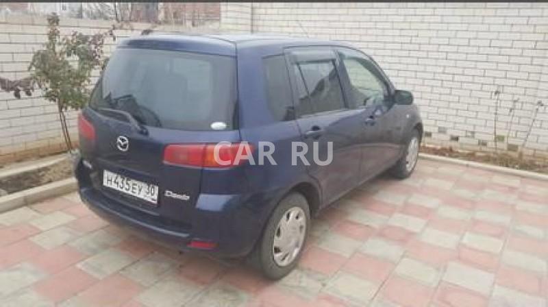 Mazda Demio, Астрахань