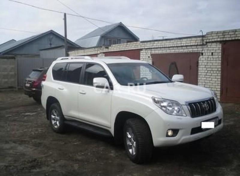 Toyota Land Cruiser Prado, Алатырь