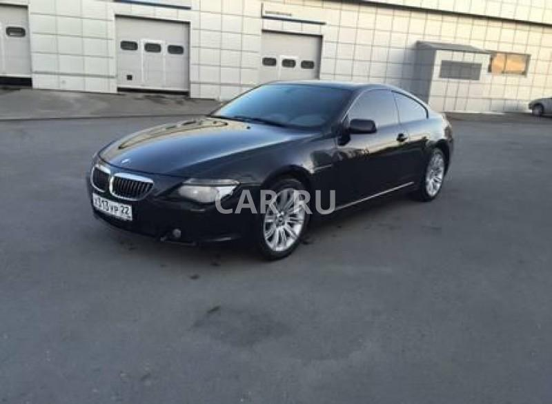 BMW 6-series, Барнаул