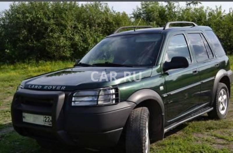 Land Rover Freelander, Барнаул