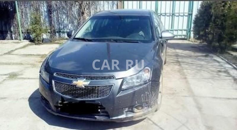 Chevrolet Cruze, Астрахань