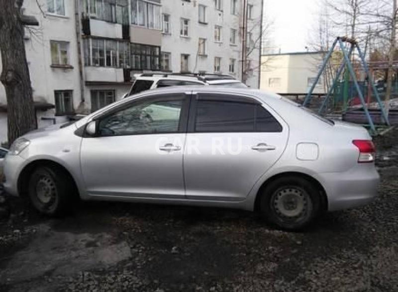 Toyota Belta, Алдан