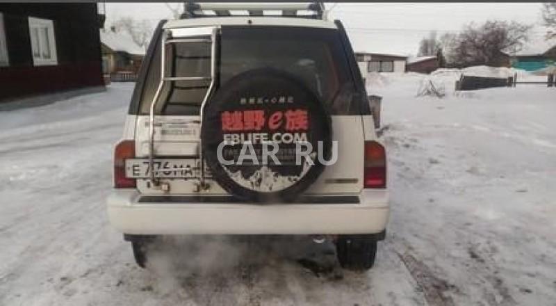Suzuki Escudo, Бабушкин