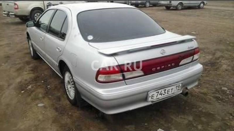 Nissan Cefiro, Абакан