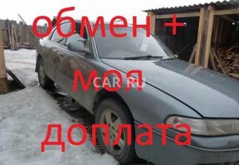 Mazda Cronos, Абакан
