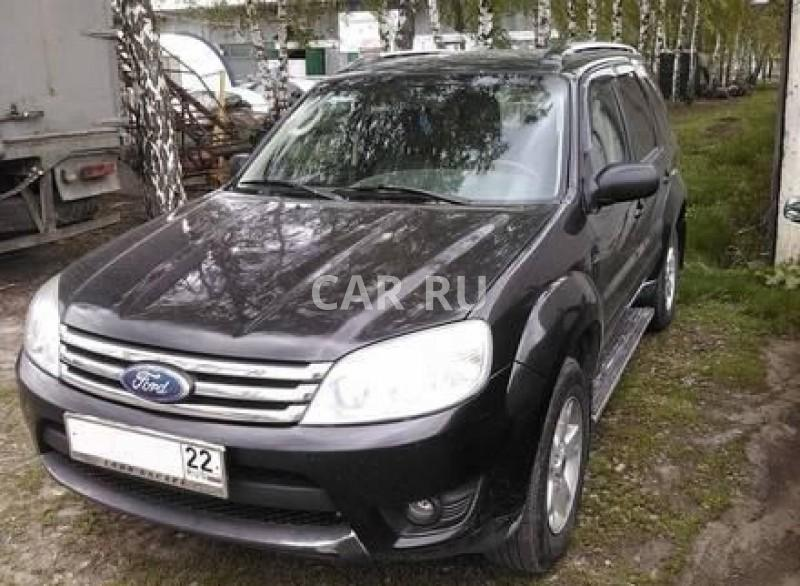 Ford Escape, Барнаул