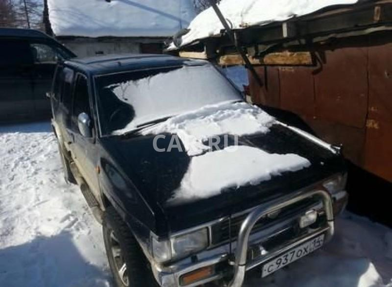 Nissan Terrano, Айхал