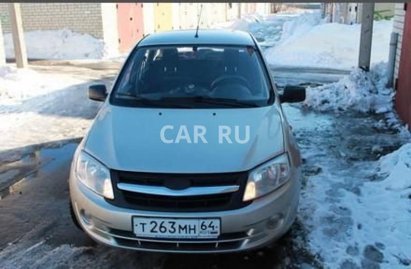 Lada Granta, Балашов