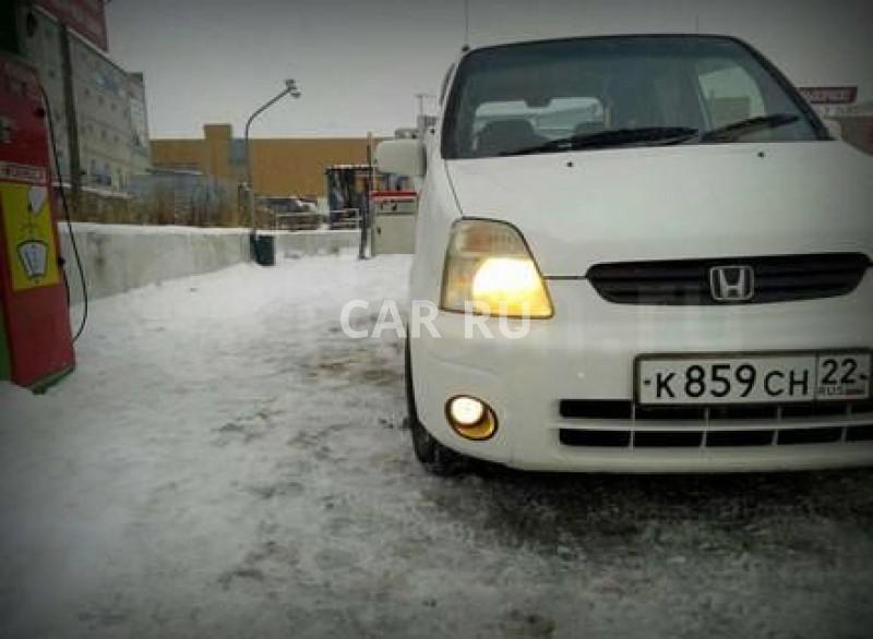 Honda Capa, Барнаул