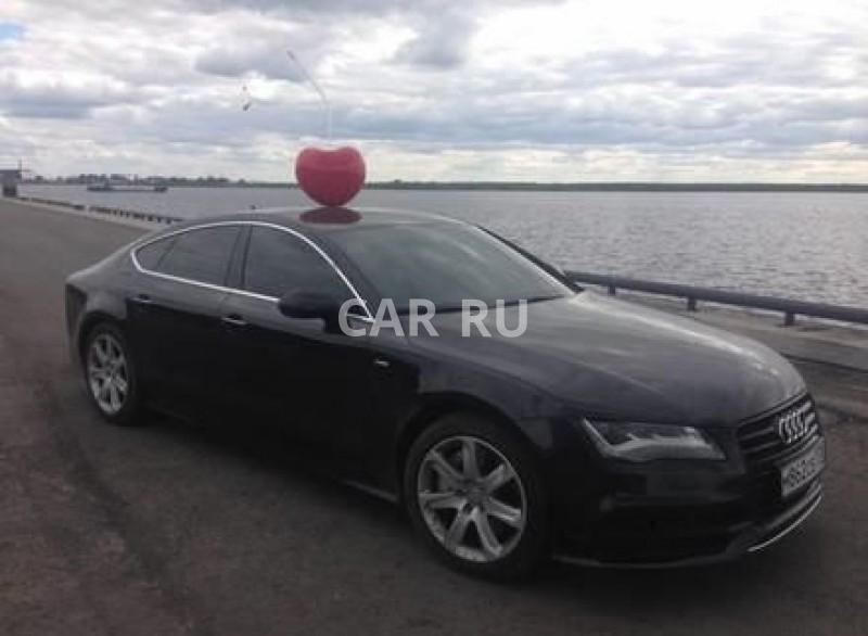 Audi A7, Архангельск