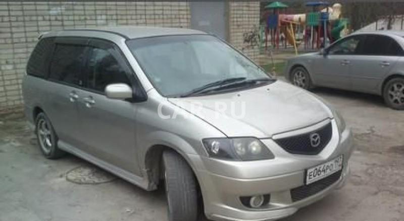 Mazda MPV, Анапа