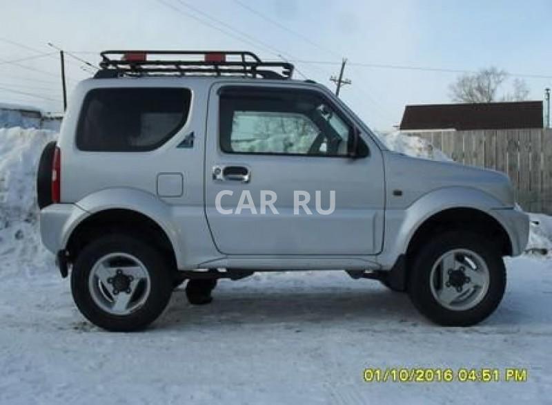 Suzuki Jimny Wide, Бабушкин