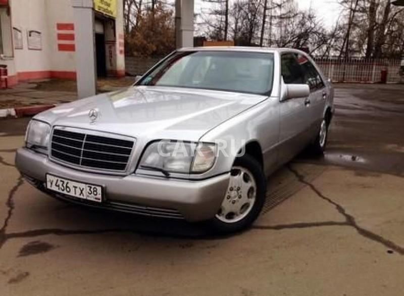 Mercedes S-Class, Ангарск