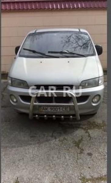 Hyundai H1, Алушта
