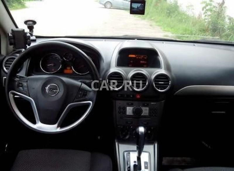 Opel Antara, Армавир