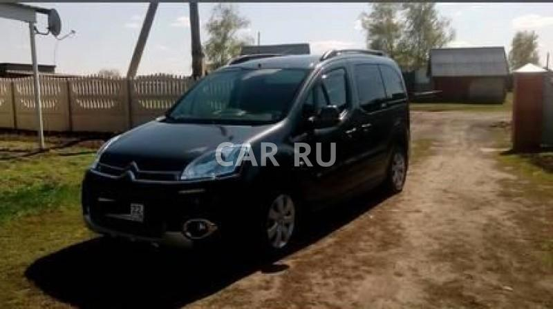 Citroen Berlingo, Барнаул