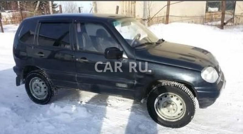 Chevrolet Niva, Александровское