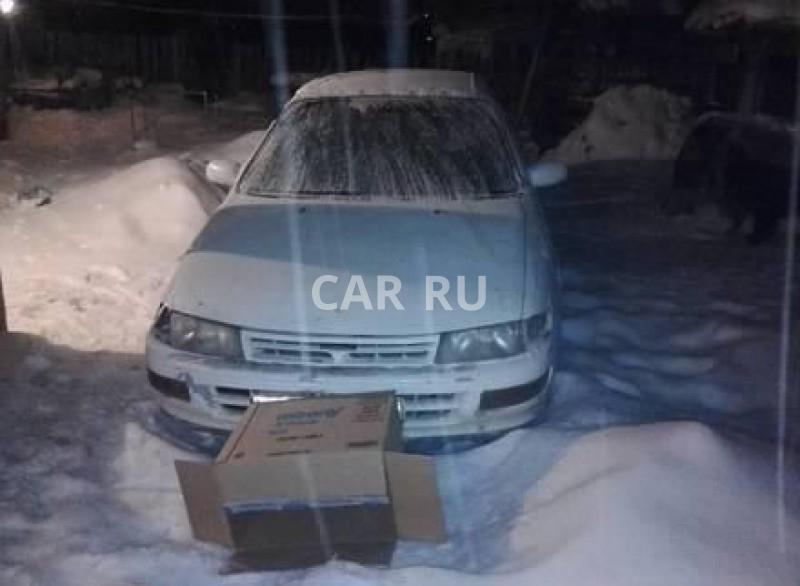 Toyota Carina, Баклаши