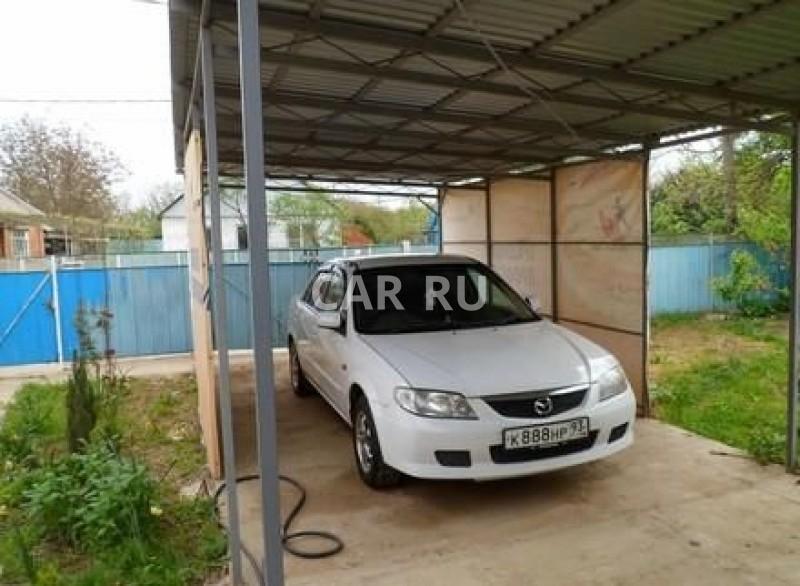 Mazda Familia, Абинск