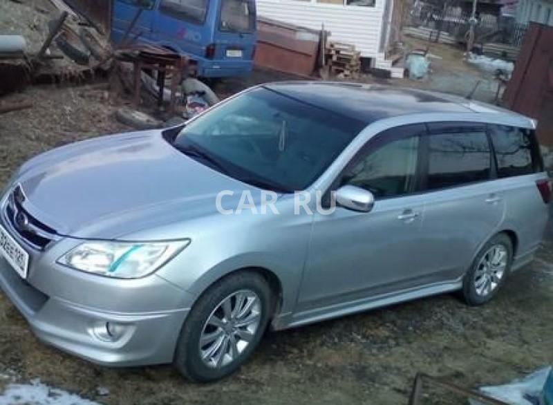 Subaru Exiga, Артём