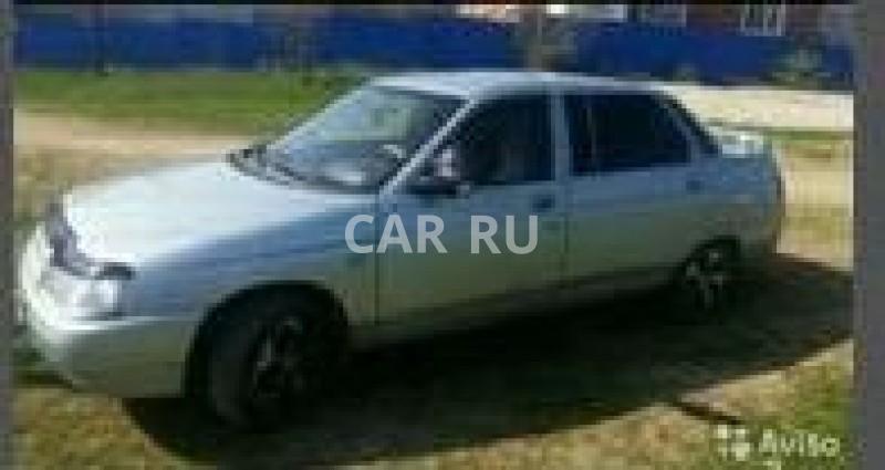 Lada 2110, Абинск