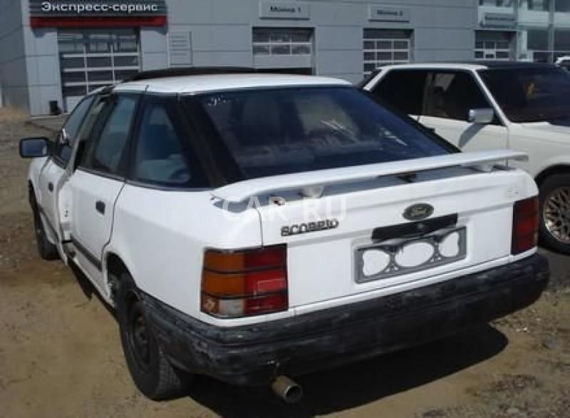 Ford Scorpio, Абакан
