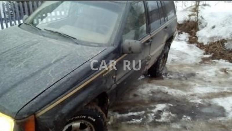 Jeep Grand Cherokee, Ангарск
