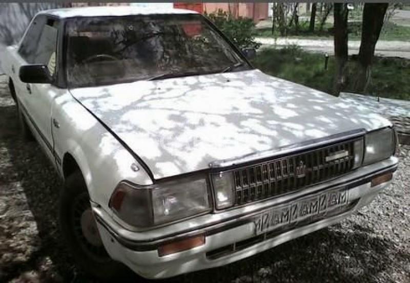 Toyota Crown, Астрахань