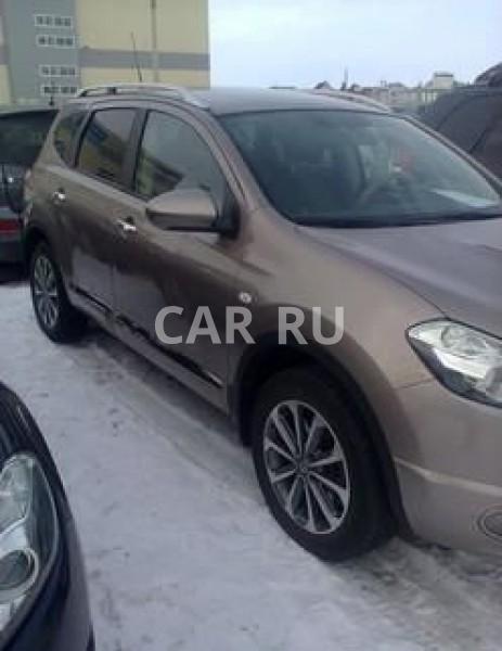 Nissan Qashqai+2, Барнаул