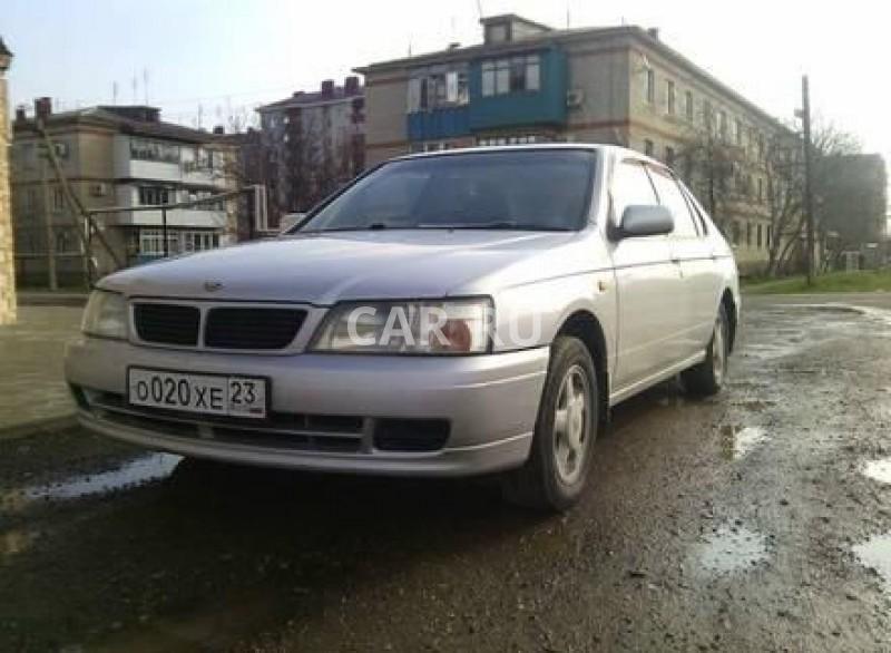 Nissan Bluebird, Абинск
