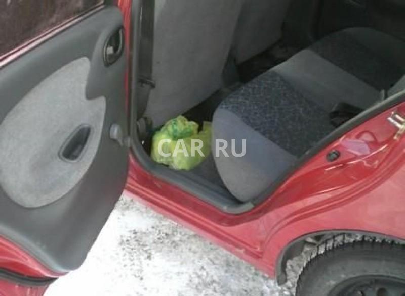 Chevrolet Lanos, Барнаул
