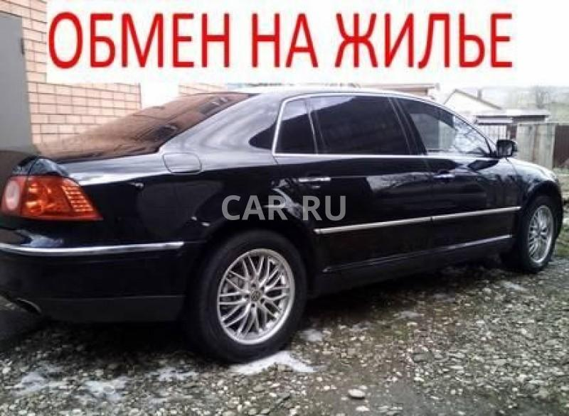 Volkswagen Phaeton, Апшеронск