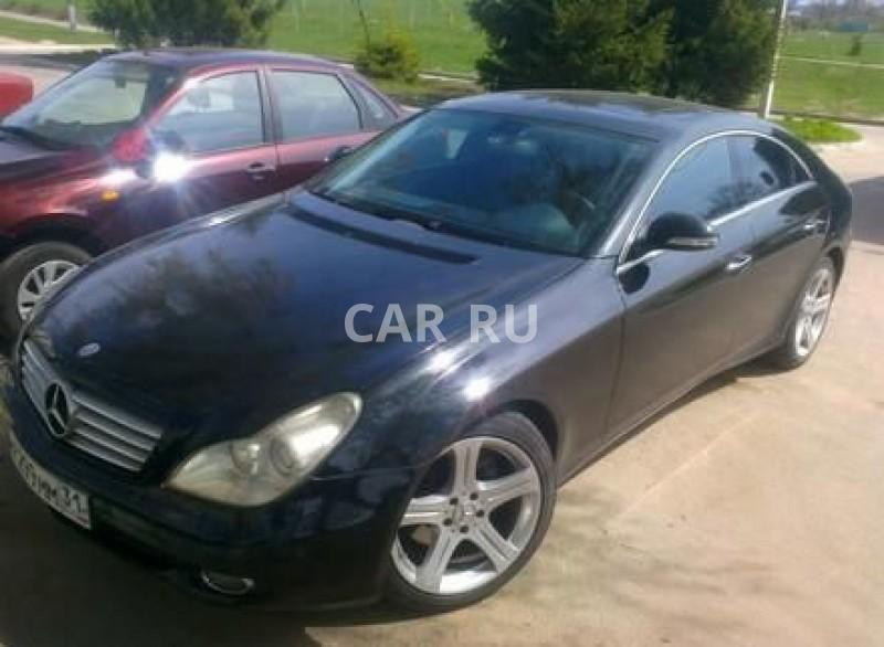 Mercedes CLS-Class, Белгород