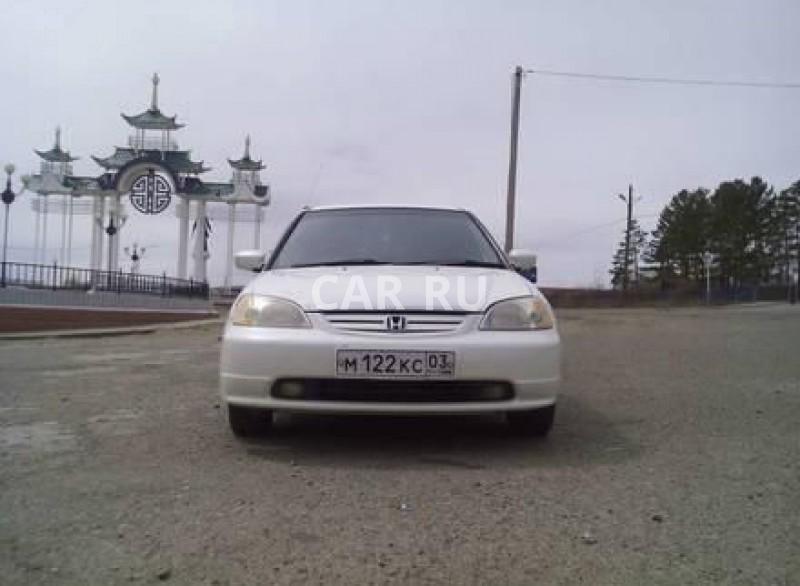 Honda Civic Ferio, Агинское