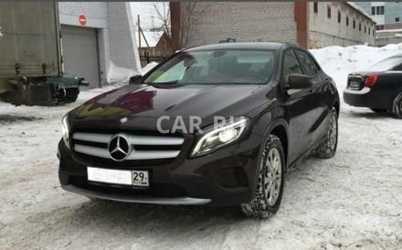 Mercedes GLA-Class, Архангельск