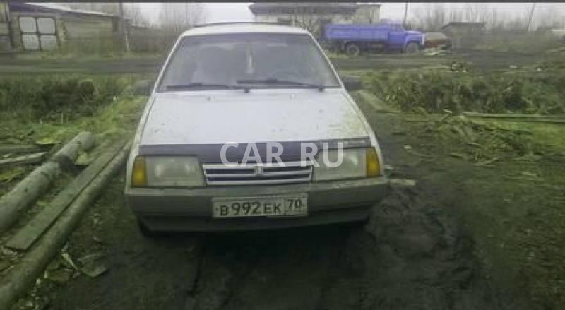 Lada 2109, Асино