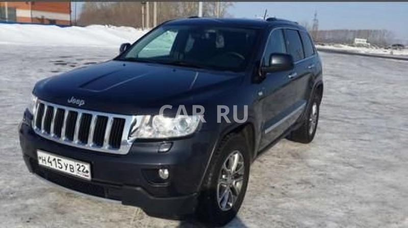 Jeep Grand Cherokee, Барнаул