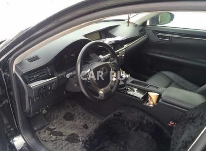 Lexus ES, Ачинск