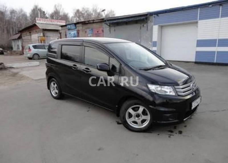 Honda Freed Spike, Ангарск