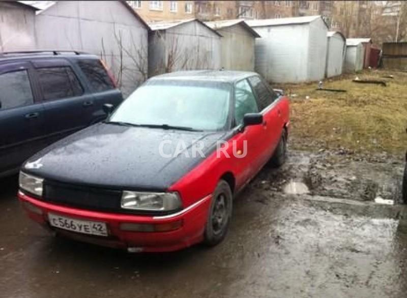Audi 90, Барнаул